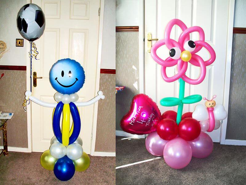 Balloon Bouquetes
