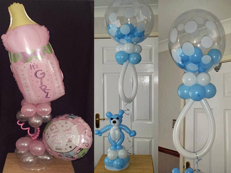 New Baby Balloons