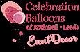 Celebration Balloons of Rothwell Logo